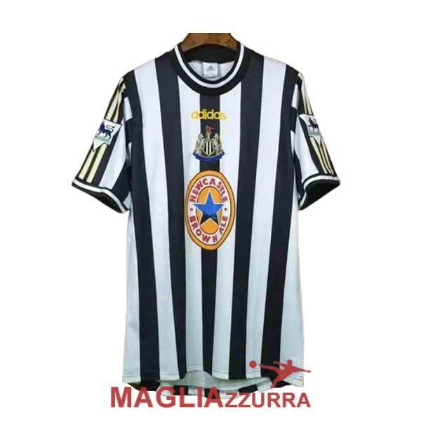maglia newcastle united retro 1997-1999 casa
