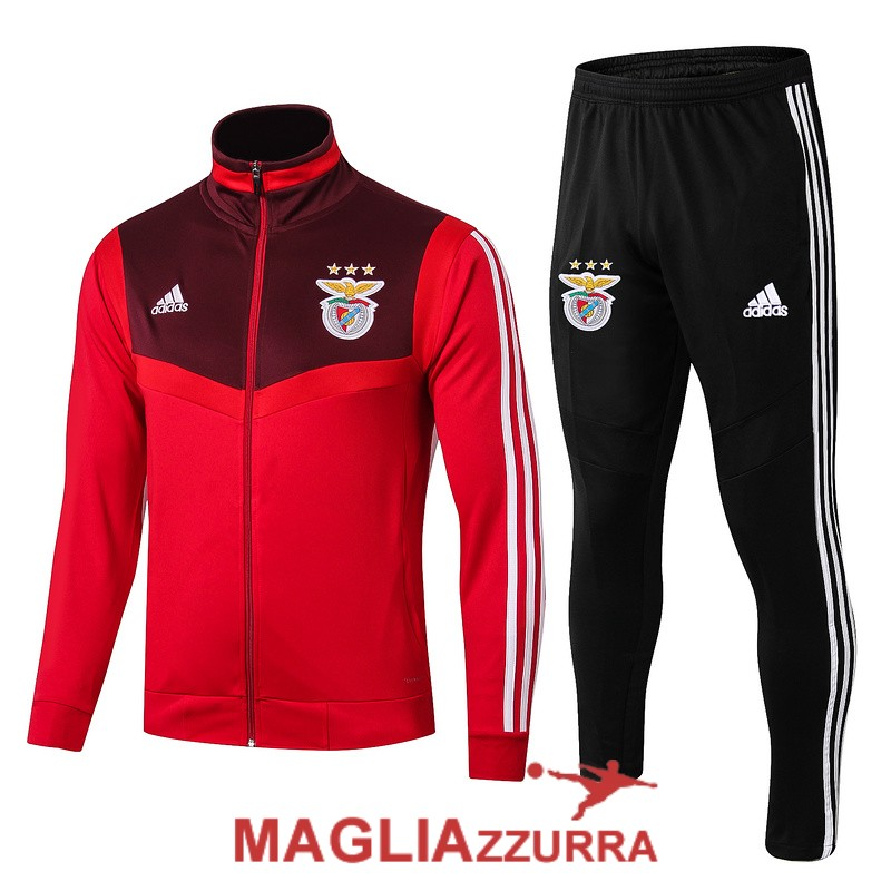rossa benfica giacca 2019-2020