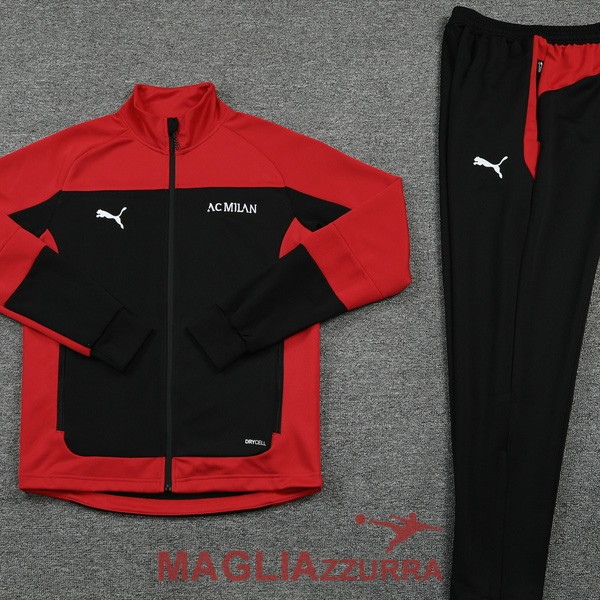Acquisto rossa nera ac milan giacca 2021-2022 thailandia - €52.50